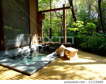 Outdoor bath 11116880