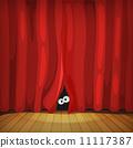 curtains scene eyes 11117387