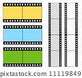 film, vector, filmstrip 11119849