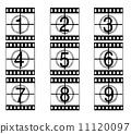 film, vector, filmstrip 11120097