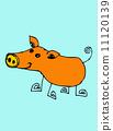 绘画 动物 可爱 11120139
