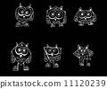cartoon animals collection in Jaidee Family Style 11120239
