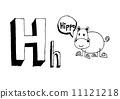 animal, ab, a-z 11121218