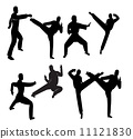 people dance Pictograms Icon Sign Symbol 11121830