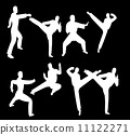 people dance Pictograms Icon Sign Symbol 11122271