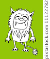 Cartoon cute monsters 11122782