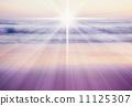 Beam Of Light, blue water, marine 11125307