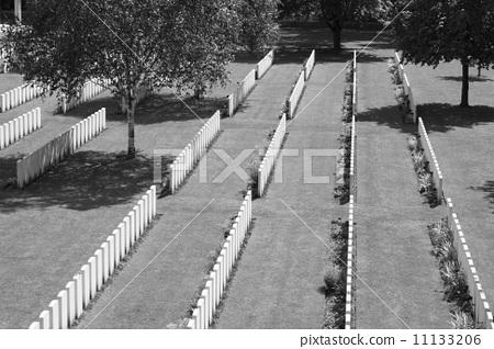 New British Cemetery world war 1 flanders fields 11133206