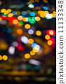 Out of Focus City Lights 11133348