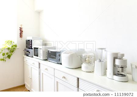 Stock Photo: kitchen, consumer electronics, household appliances