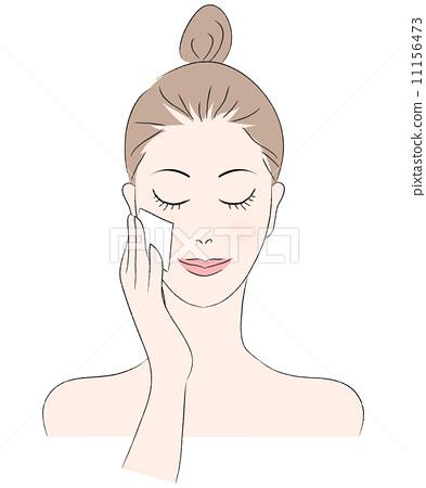 moisture retention, female, lady 11156473