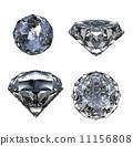寶石 珠寶 立體 11156808