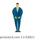 Businessman metabolic metabolic 11158821