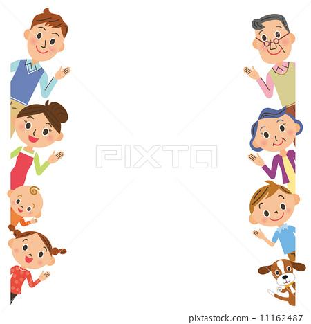 家庭和集体框架 11162487