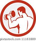 哑铃 重量 训练 11163889