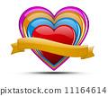 ภาพประกอบ,หัวใจ,ชุด 11164614