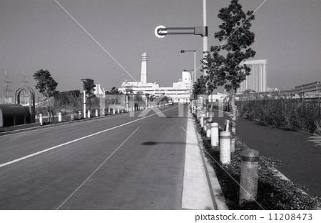 도쿄 만 매립지 오다이바 1990 년대의 기록 11208473