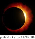 sun eclipse 11209706