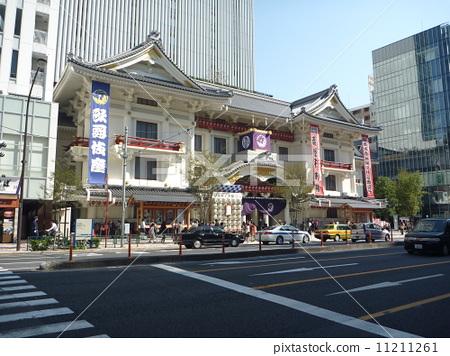 Kabuki-za theater 11211261