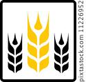 logo food wheat 11226952