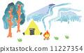 露营景观 11227354