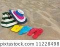 夹趾拖鞋 袋 包 11228498