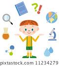 兒童學習男孩 11234279