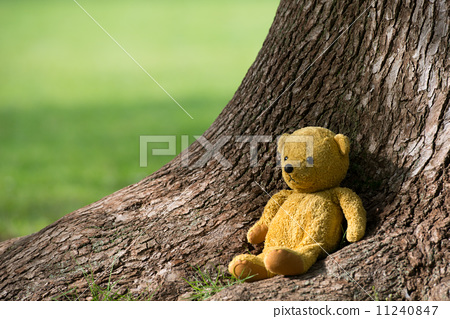 Bear sewn wrapped in shade 11240847