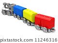 ของเล่น,หัวรถไฟ,เด็ก 11246316