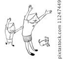춤, 무용, 인물 11247449