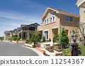 newly-risen residential area, detached house, emerging residential area 11254367
