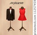elegant clothes beautiful 11257459
