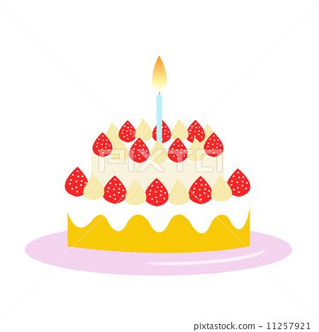 생일 케이크 11257921