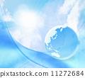 globe, earth, solar 11272684