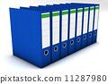 office, binder, folder 11287980