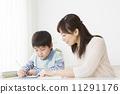 공부하는 소년 11291176