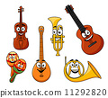 musical isolated instrument 11292820