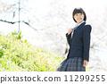 學習 高中生 少女 11299255