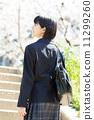 學習 高中生 少女 11299260