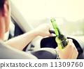 alcohol, man, car 11309760