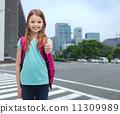 学校 袋 包 11309989