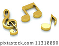 音乐 笔记 谱号 11318890