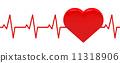 心跳 脉搏 心 11318906