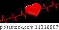 心跳 脉搏 心 11318907
