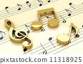 音乐 笔记 谱号 11318925