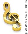 音乐 笔记 谱号 11318926