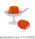 토마토 젤리 11322562