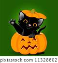 猫 南瓜 小猫 11328602