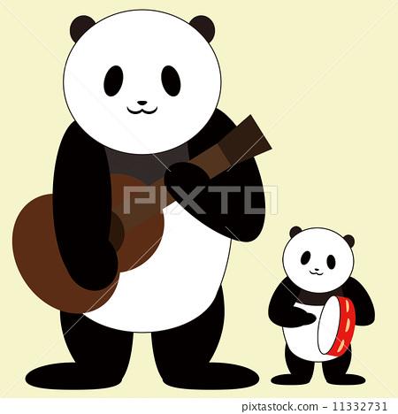 Panda music 11332731