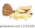 cut potato 11339185